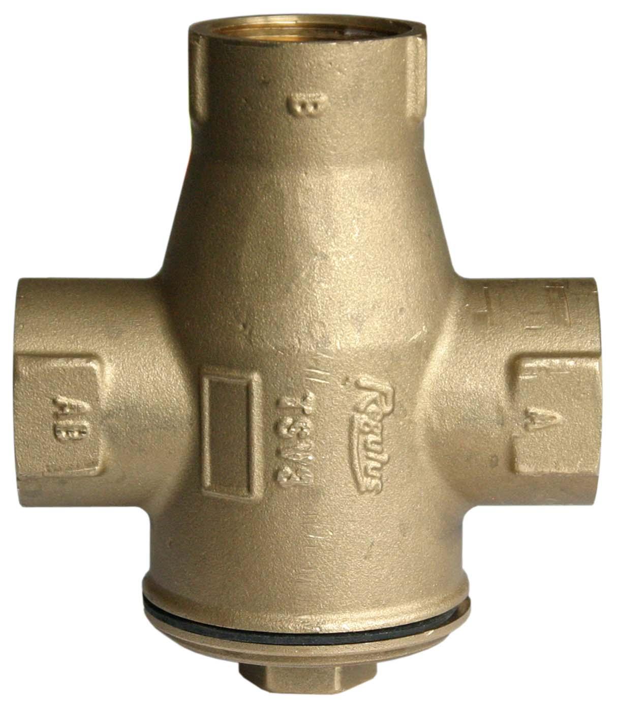 Termostatický ventil TSV3 65°C - pro kotle Atmos