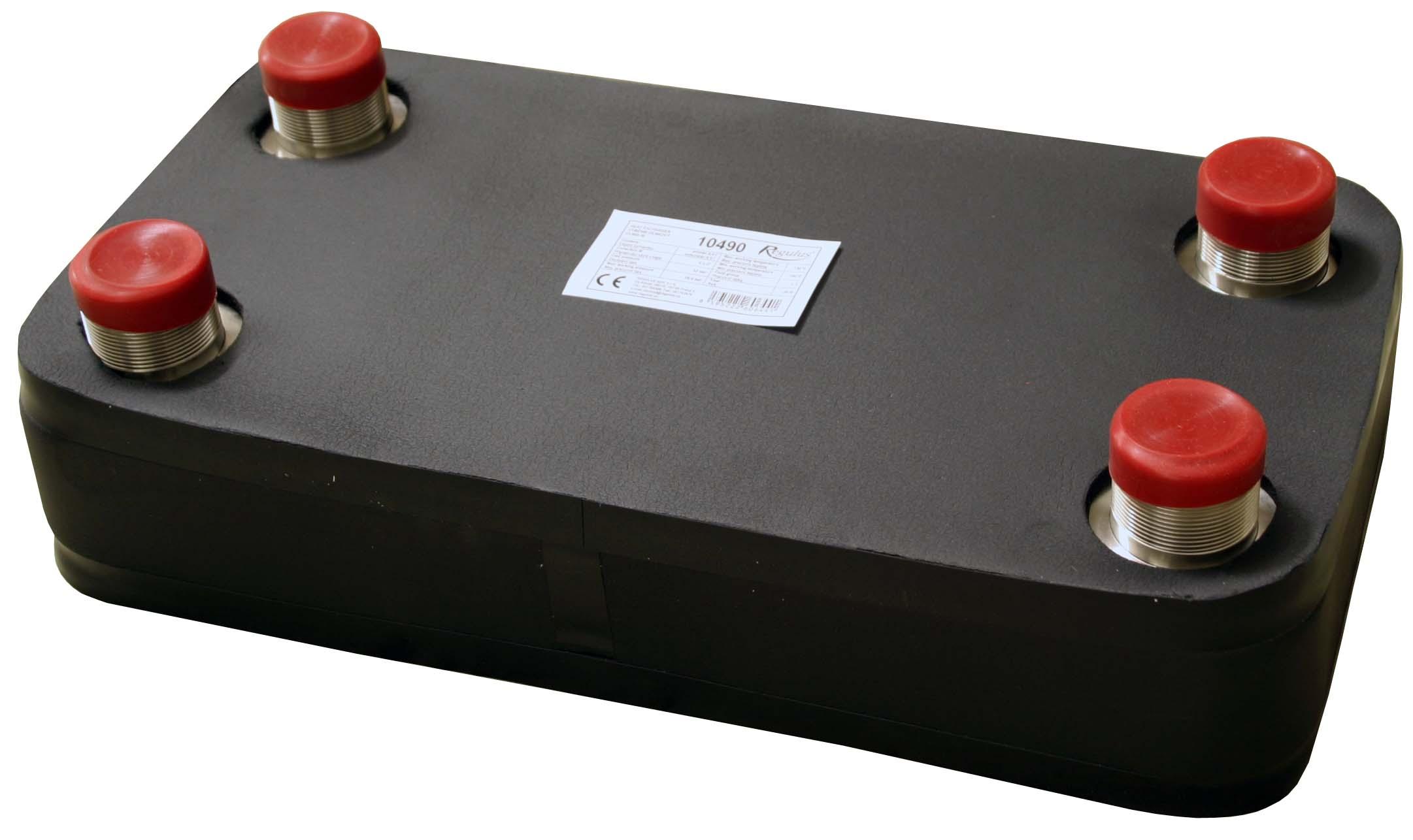 Výměník deskový DV800-30E izolovaný