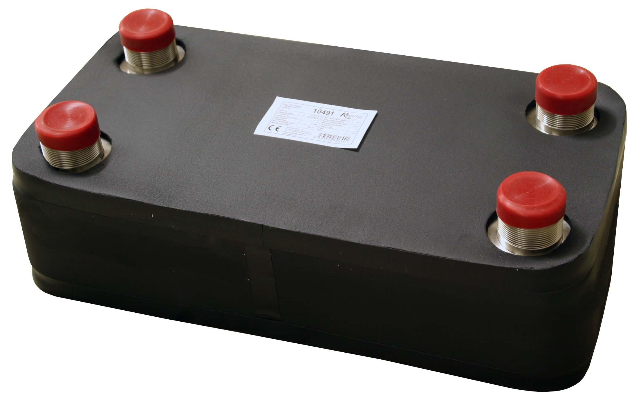 Výměník deskový DV800-50E izolovaný