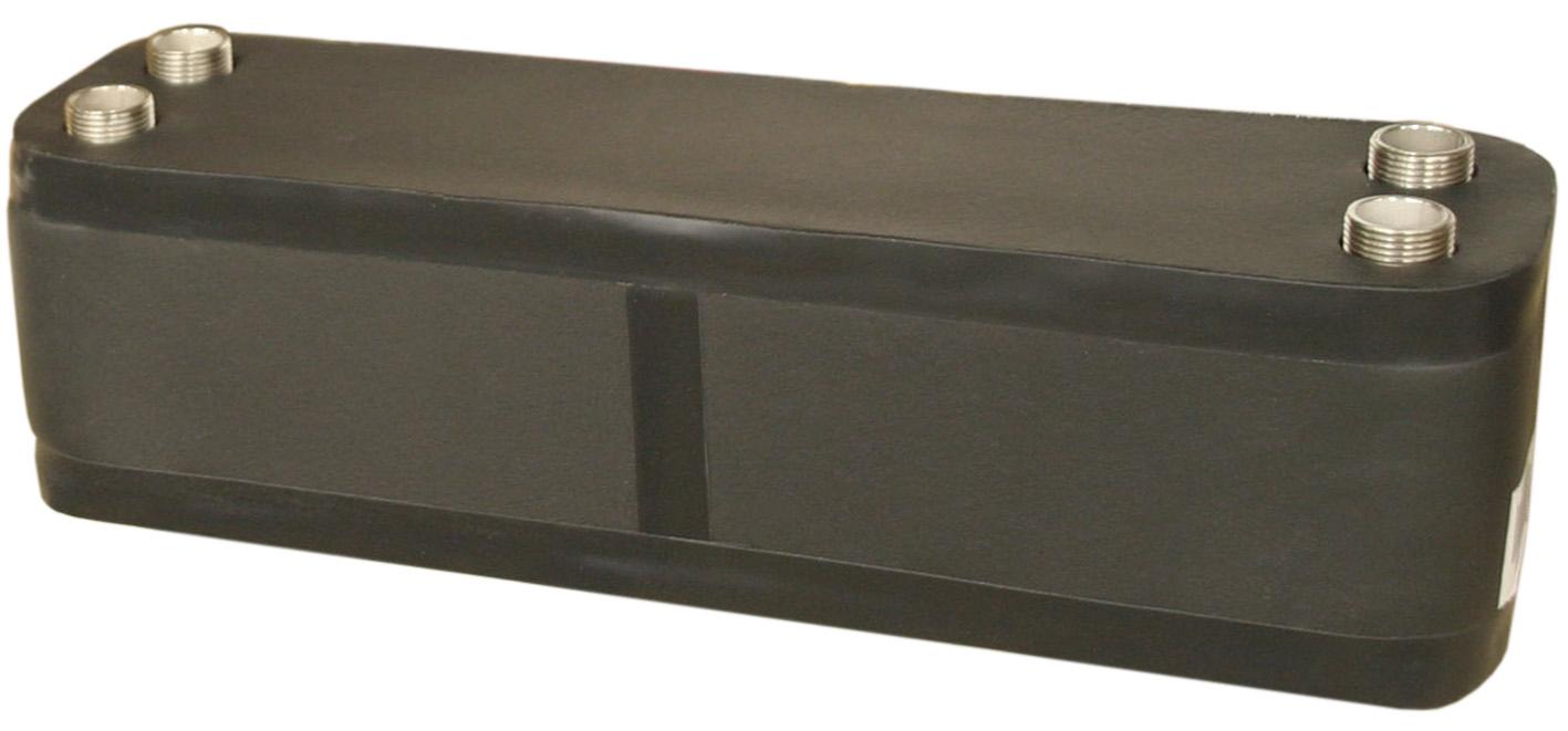 Výměník deskový DV503-40E izolovaný