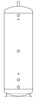 Izolace akum.nádrže 500 l - kód 11043