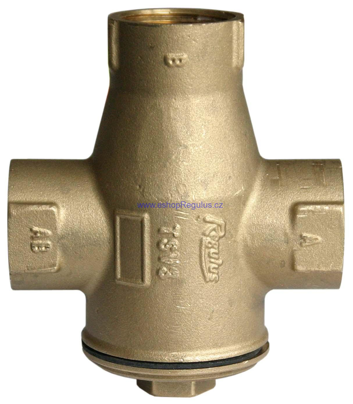Termostatický ventil TSV3 77°C - pro kotle Atmos