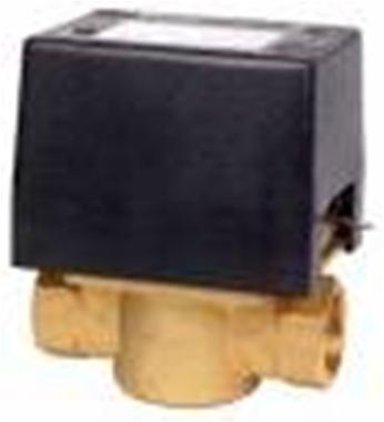"""2-cestný ventil SF25-2 M1 1"""" vnitřní závit, pomocný mikrospínač"""