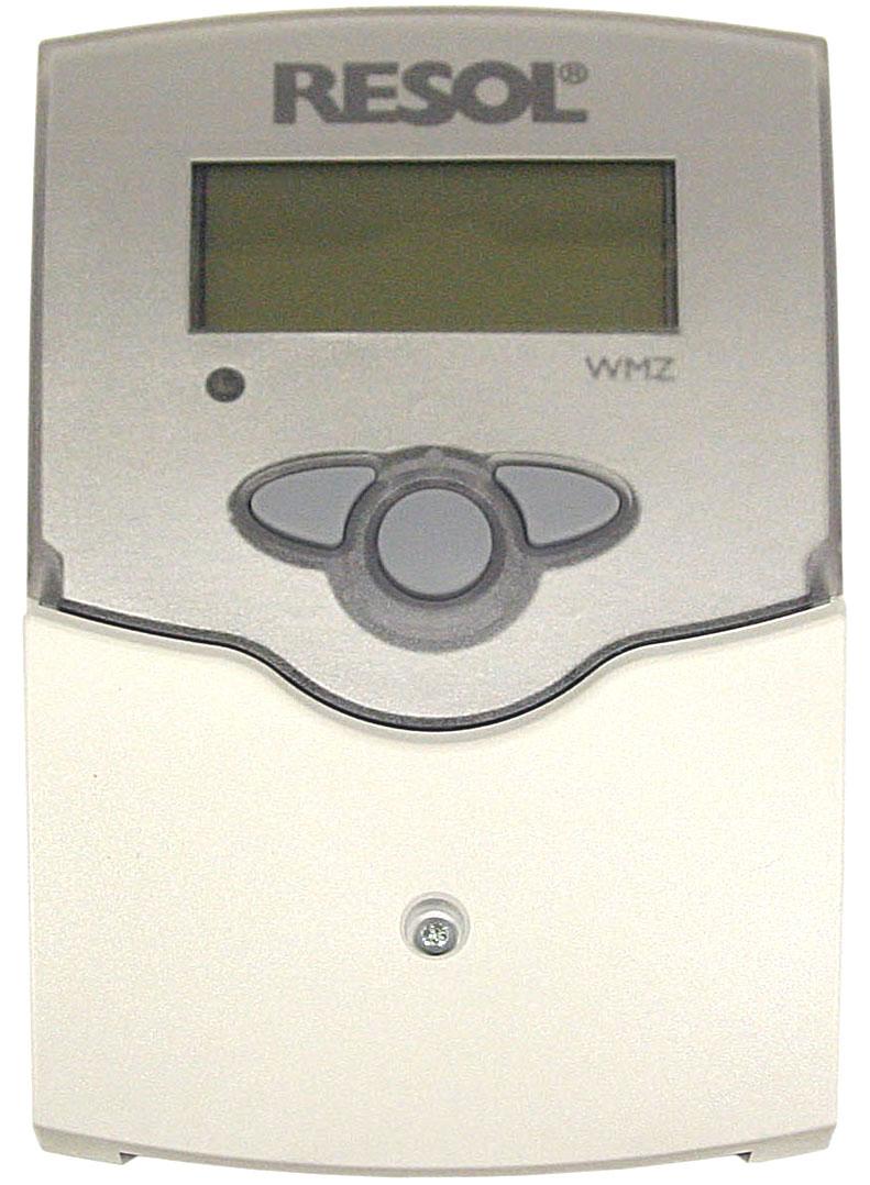 WMZ Kalorimetr pro solární systémy, impulsní vstup, komunikační rozhra