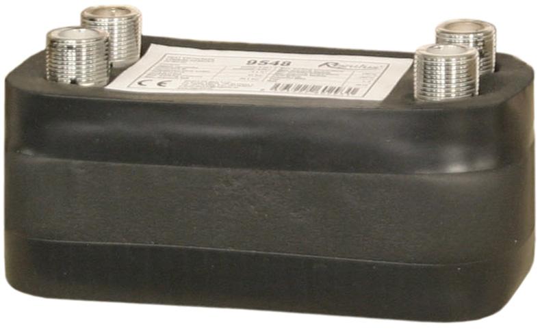 Výměník deskový DV193-20E izolovaný