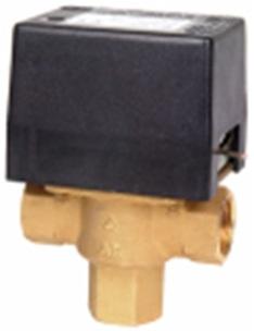 """3-cestný ventil SF20 M1, 3/4"""", vnitřní závit, pomocný mikrospínač"""