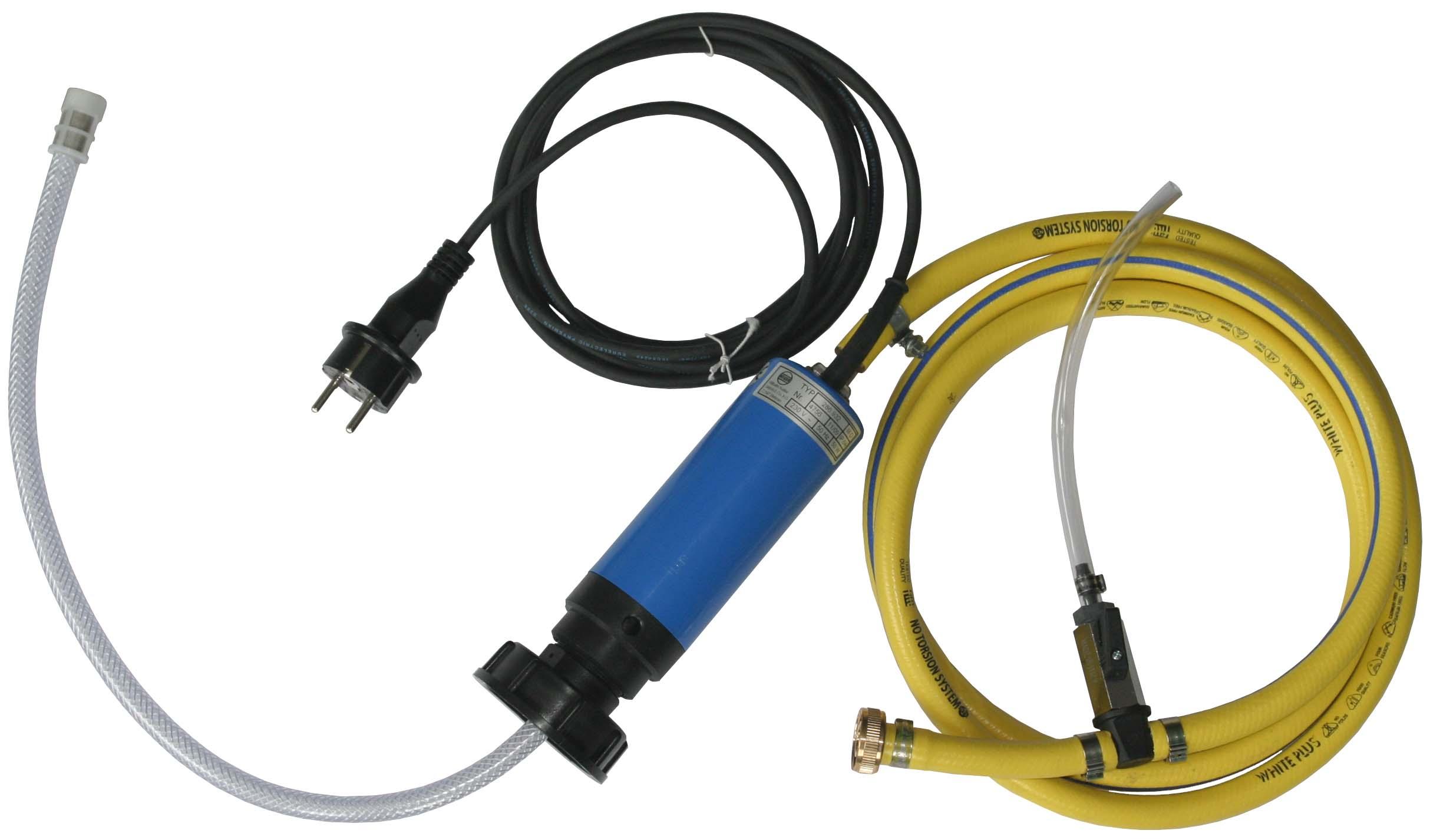 Pumpa plnící elektrická na kanystr