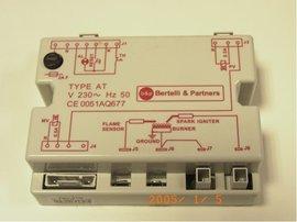 Zapalovací automatika plynových kotlů typ 10055 AT06