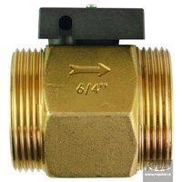 Průtokový spínač FP25-1, 6/4'' - 6/4'', 700 l/h, mikrospínač