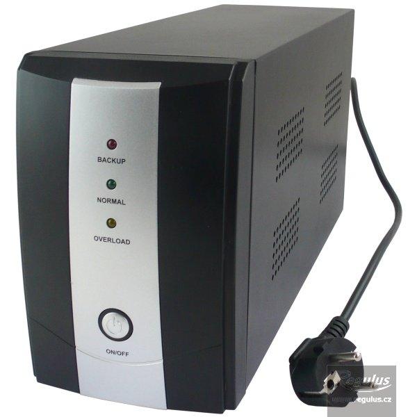 Zdroj záložní PG500 Compact s integrovanými akumulátory